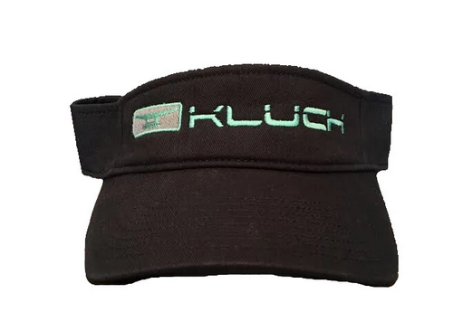 Kluch Classic Cleat Navy Visor Hat