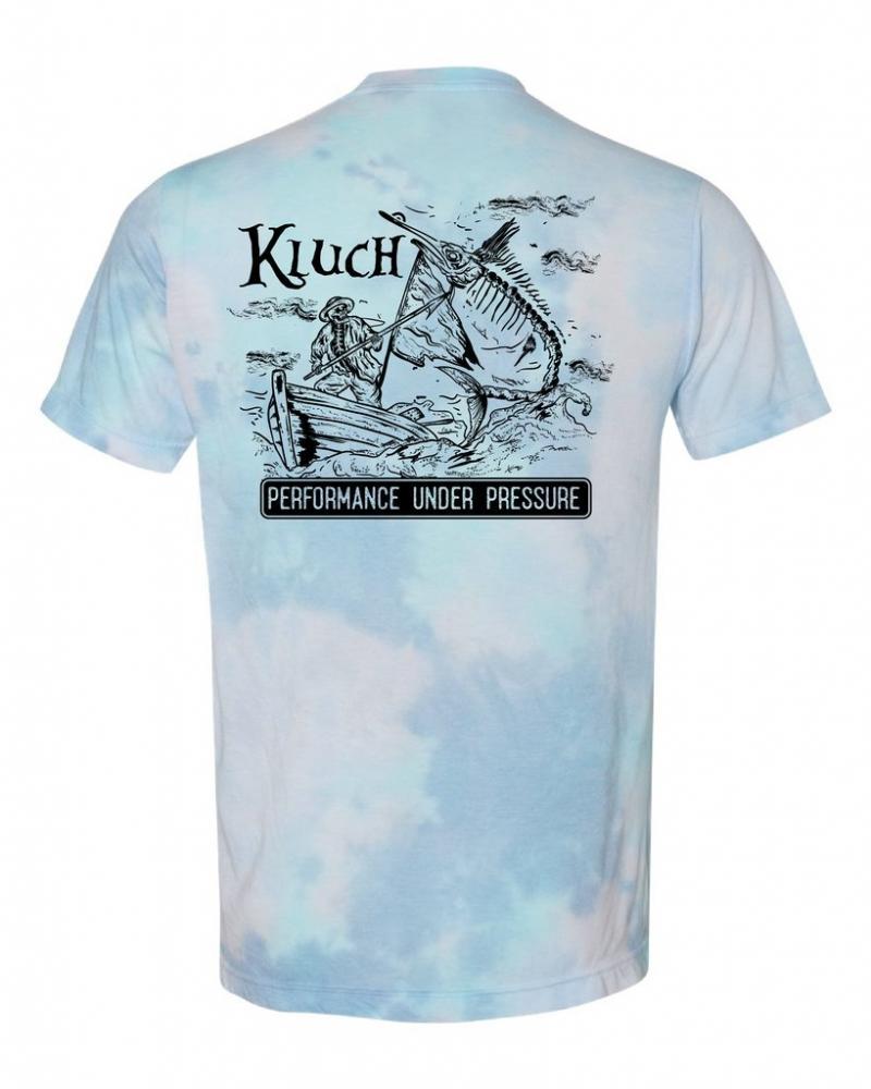 Kluch Dead Man & The Sword Tye Dye Men's T Shirt