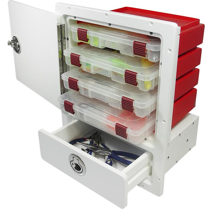 Tackle Box - Drawer and 4 Trays