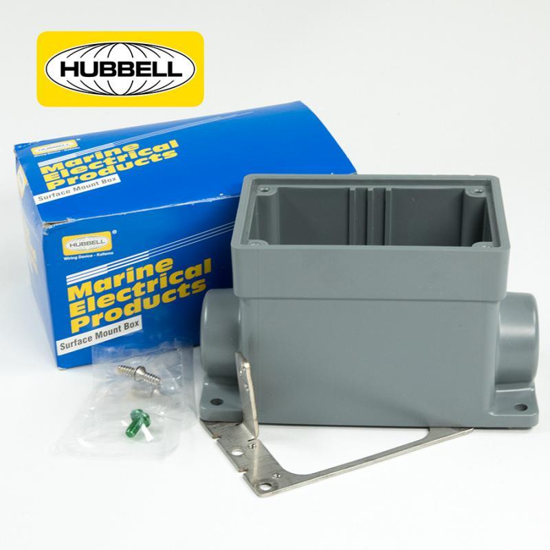 Hubbell Weatherproof Receptacle Box