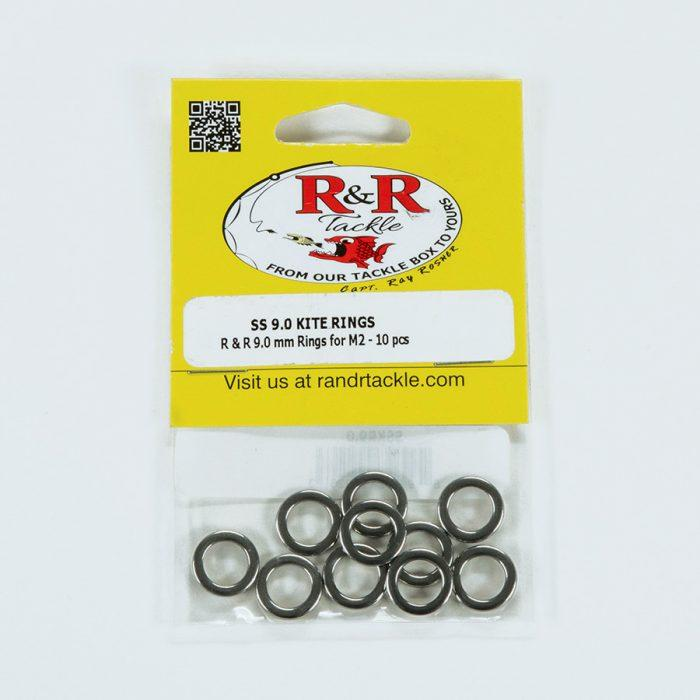 R&R 9mm Kite Rings