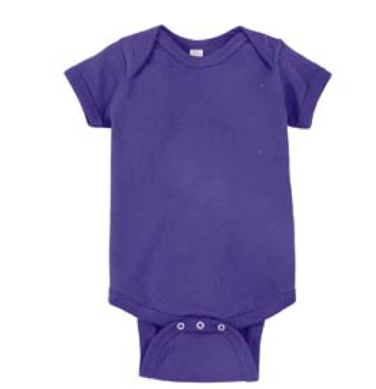 4424 Rabbit Skins Infant Fine Jersey Bodysuit