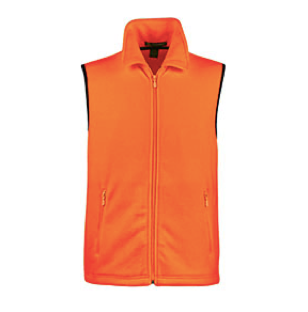 M985 Harriton Adult 8 oz. Fleece Vest