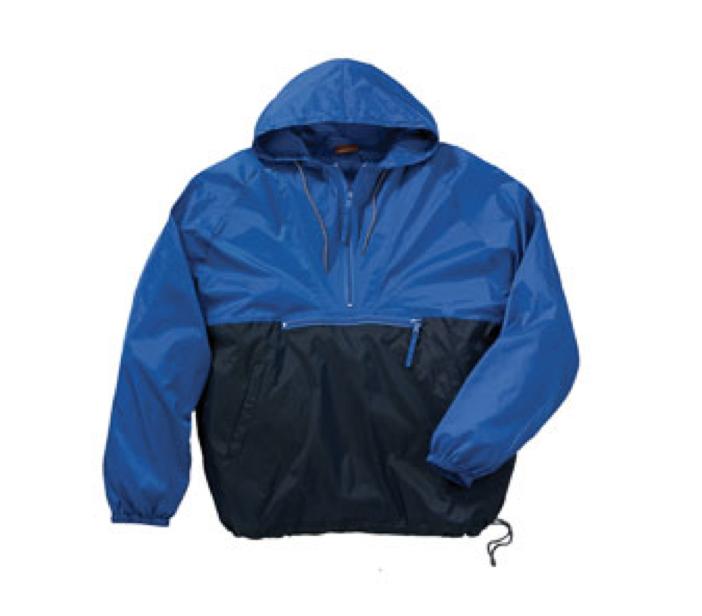 M750 Harriton Adult Packable Nylon Jacket