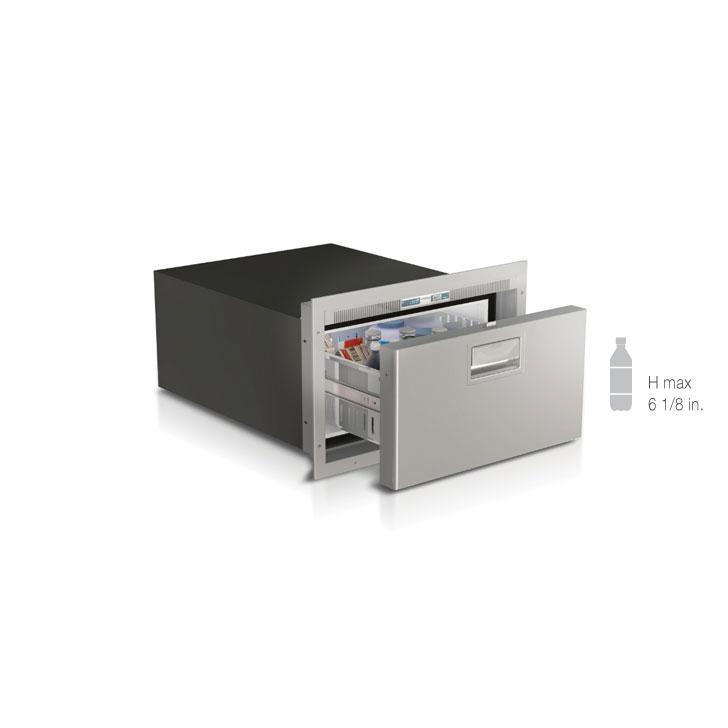 DW35RXP4-EF single refrigerator compartment - Yachts and Motorhomes - Vitrifrigo