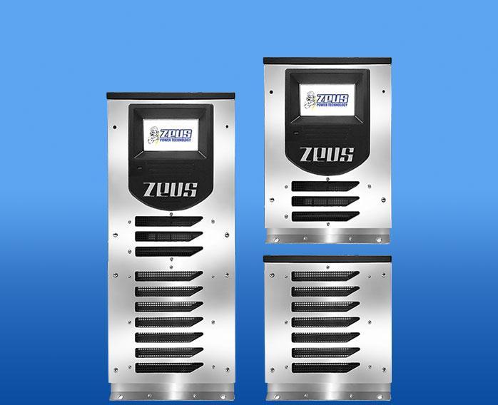 Power Converter & Stabilizer  55 | 63 | 75 kVA
