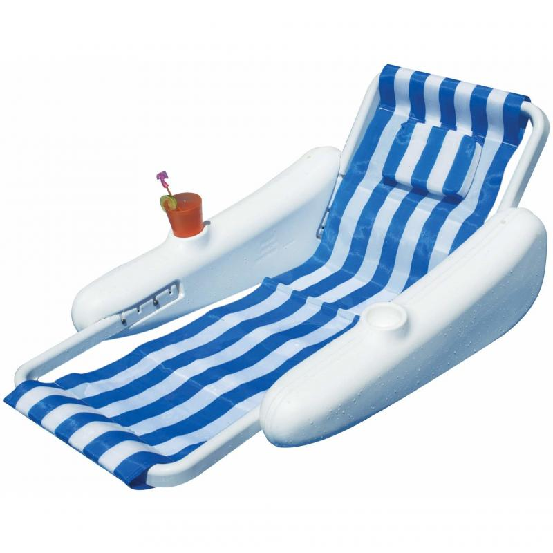 Sunchaser Sling Style Floating Lounge Chair Parts – Swimline