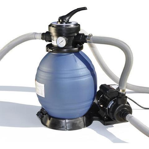 "1/3 HP Integrated 12"" Sand Filter System - 71233 – Swimline"