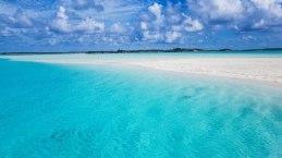 Serene Sandbar Stop - Exuma Bahamas