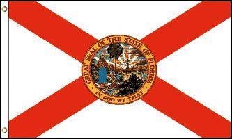 State Of Florida Flag
