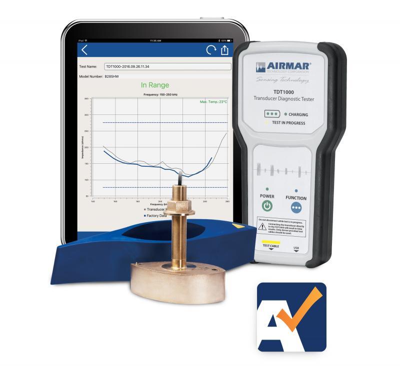 TDT1000 Transducer Diagnostic Tester