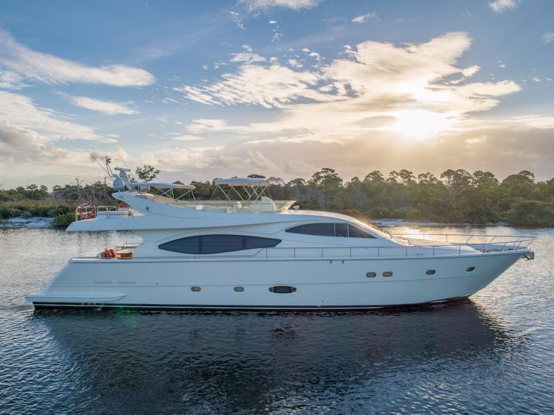 """2005 76' Ferretti Yachts """"Sea Pal"""""""