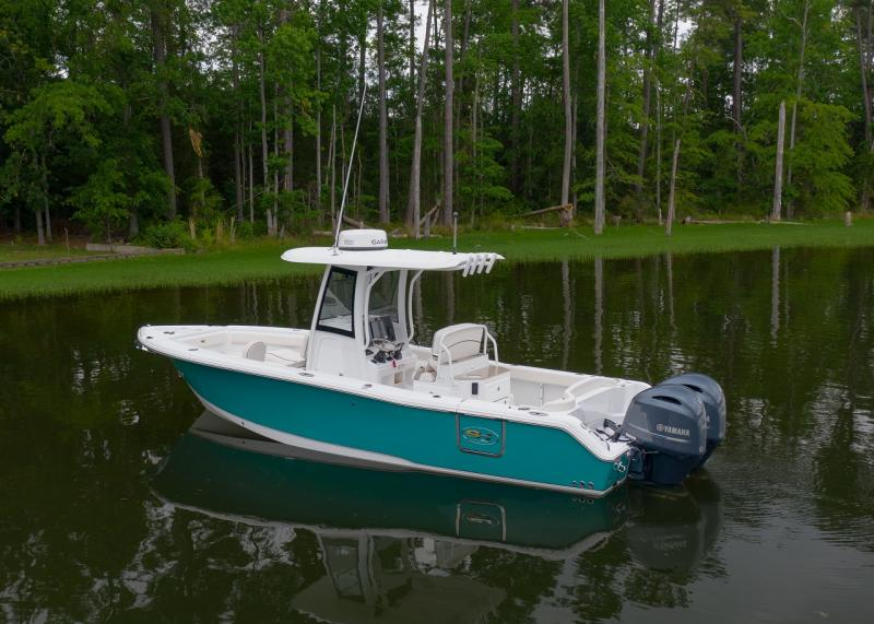 2021 Sea Hunt Ultra 265se