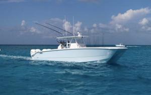Invincible Catamaran