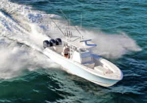 Invincible 36 Open
