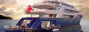 BURGER 214 TRI-DECK MOTOR YACHT | Burger Boat Company