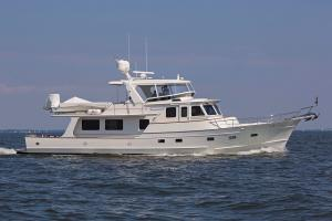 Fleming 65' Pilothouse Motoryacht 2017