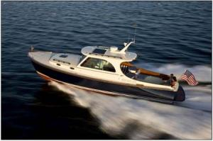 Hinckley Picnic Boat 37