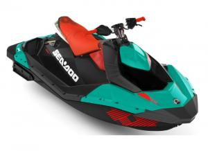 SEA-DOO Spark 2up Trixx iBR 2018