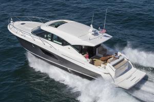 Tiara Yachts 53 Coupe