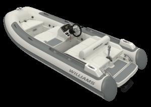 Williams Sportjet 395 2018