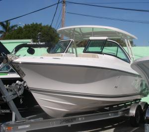 Pusuit Boats