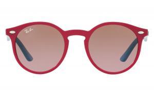 Ray-Ban Junior 9064 Round Sunglasses