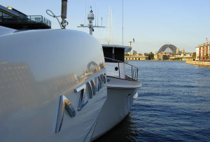 Protective Coating for Yachts | Paint Protection for Yachts