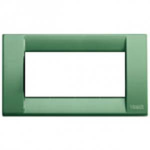 Classica Plate 4M Metal Sage Green