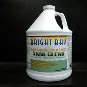 HAMMERHEAD SANI-CLEAR CONCENTRATE MS128