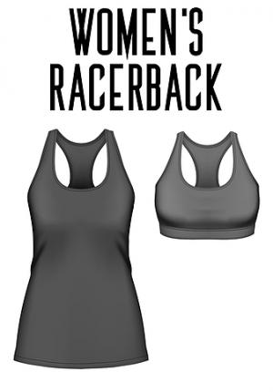 WOMEN'S RACERBACK