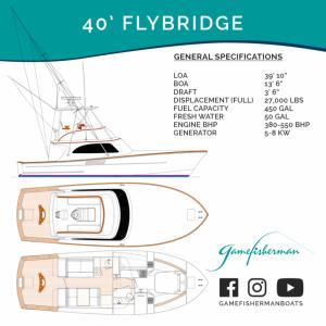 40' Flybridge