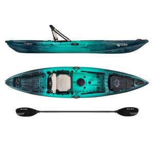 Vibe Yellowfin 120 Kayak Package