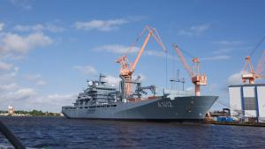 Naval Ship Repair and Construction