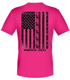 Flag Warrior Series Performance Short Sleeve (Ladies)