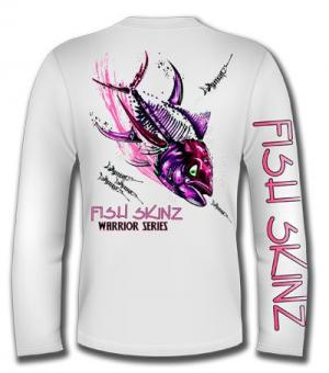 Pink Tuna Warrior Series Performance Shirt