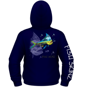 Mahi Mahi Hooded Sweatshirt