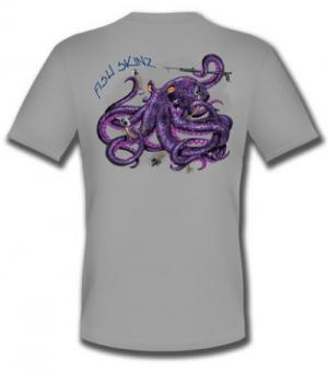 Octopus Short Sleeve T