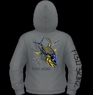 Rude Tuna Hooded Sweatshirt