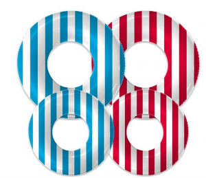 Red White And Blue 4th of July Family Pack