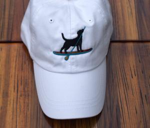 Baseball Hat White