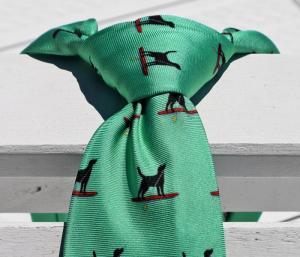 Green Tie