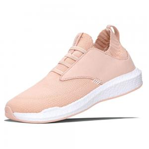 Milano by Skuze Shoes - Peach & White
