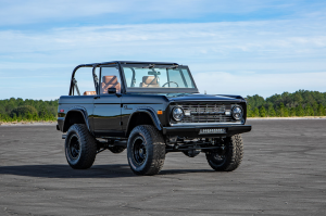 1969 Supercharged Classic Ford Bronco