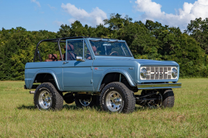 1967 Early Ford Bronco
