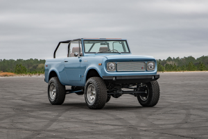 1971 International Scout 800B