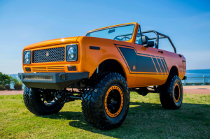 1979 International Scout Restoration