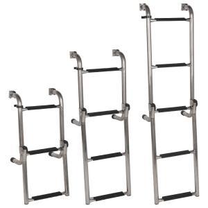 Transom Boarding Ladder | Stainless Steel