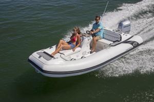 Walker Bay Generation 450 Luxury Yacht Tender