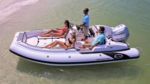 Generation 525 Luxury Yacht Tender